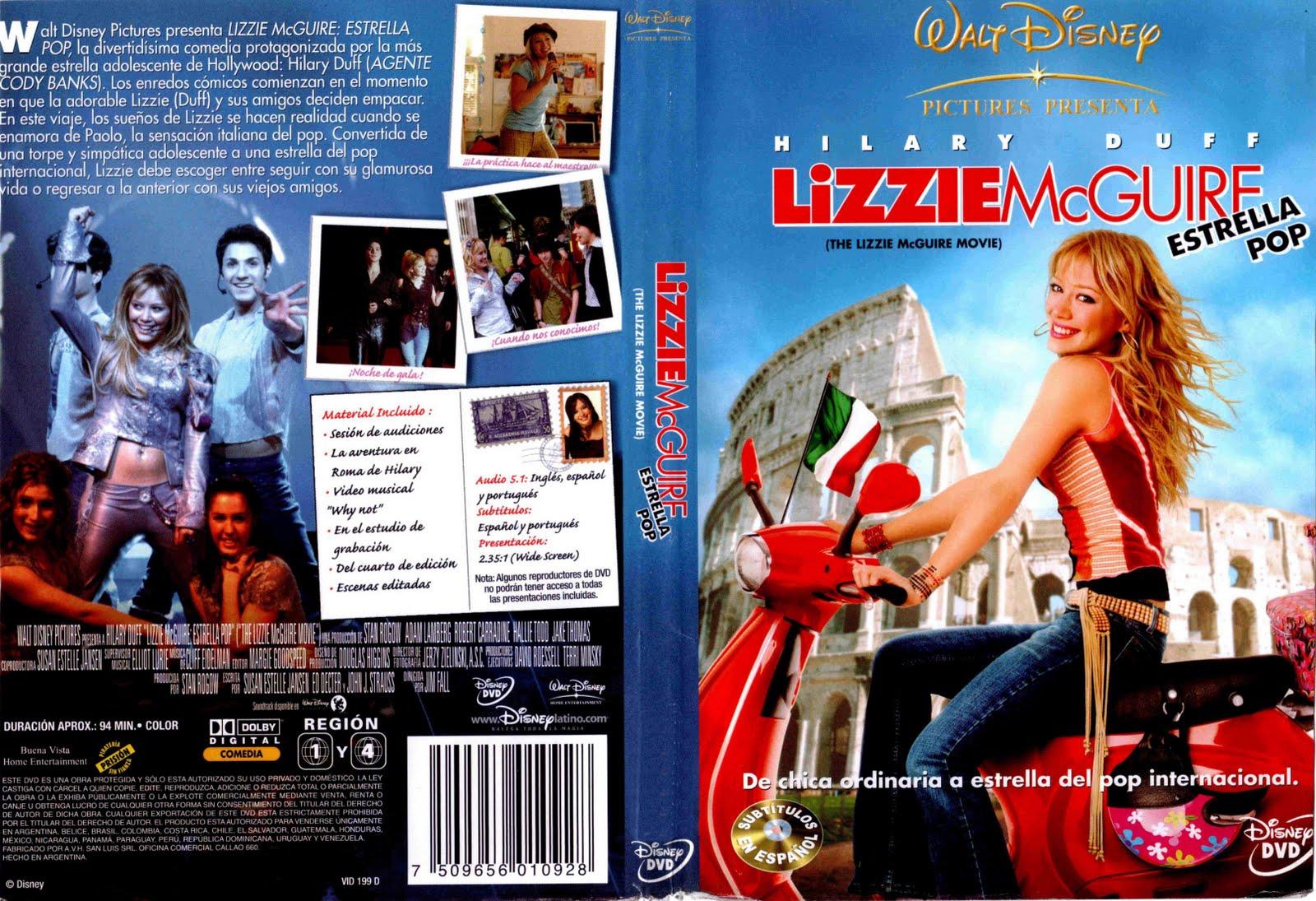 The Lizzie McGuire Movie  Wikipedia